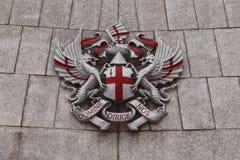 Wappen der Stadt von London lizenzfreies stockfoto