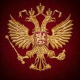 Wappen des Russlands Lizenzfreie Stockfotografie
