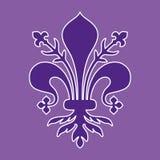 Wappen von Florenz - Toskana Lizenzfreie Stockfotografie
