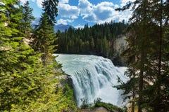 Free Wapta Falls Royalty Free Stock Photos - 78355768