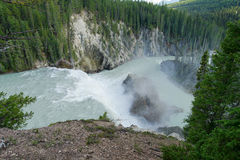 Wapta Falls Stock Images