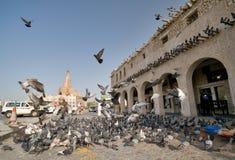 waqif souq рынка doha зданий старое Стоковое Изображение
