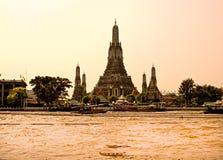 War Arun,  Bangkok, Thailandia. Royalty Free Stock Photography