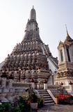 War Arun,  Bangkok, Thailandia. Royalty Free Stock Image