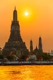 War Arun,  Bangkok, Thailandia. Royalty Free Stock Photo