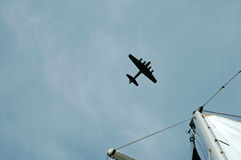 War Bird Fly Over Royalty Free Stock Images