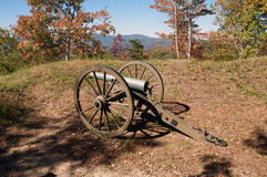 War cannon Stock Photo