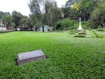 War Cemetery Guwahati Stock Image