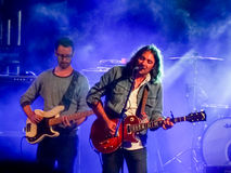 The War On Drugs - Latitude Festival 2014 Stock Image