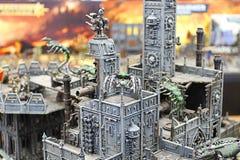 War gaming Stock Photos