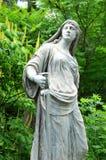 War goddess Stock Images