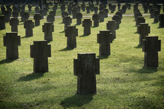 War graves Stock Photography