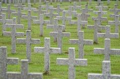 War Graves in France Stock Image