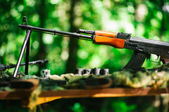War guns arsenal Royalty Free Stock Image