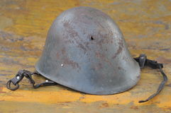 War helmet Royalty Free Stock Photos