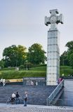 War of Independence Victory Memorial royalty free stock photography