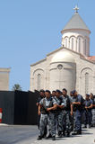 The war in Lebanon Stock Image