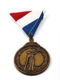 War medal Royalty Free Stock Photography