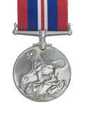 War medal Royalty Free Stock Images