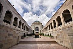 War Memorial. The Australian national war memorial in Canberra Royalty Free Stock Image