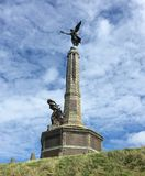 War Memorial Aberystwyth Royalty Free Stock Images