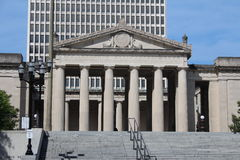 War Memorial Auditorium of Nashville Stock Photos