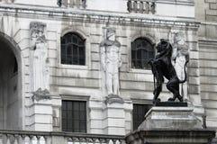 War memorial at Bank of England Royalty Free Stock Image