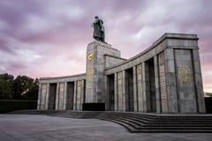 War Memorial in Berlin Stock Photography