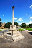 War memorial, Broadway. Royalty Free Stock Photography