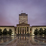 War Memorial  Building Royalty Free Stock Image