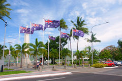 War Memorial in Cairns Australia Royalty Free Stock Photo