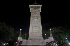War Memorial, Chennai Stock Photo