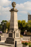 War Memorial Cotswolds Gloucestershire. England, Wotton-under-Edge - Sep 9, 2014: War Memorial Cotswolds Gloucestershire Stock Images
