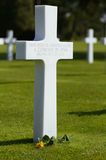 War Memorial Cross Stock Photos