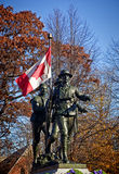 War Memorial Royalty Free Stock Photography