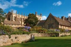 War Memorial Garden. Oxford, England Stock Photos