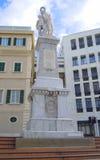 War memorial in Gibraltar Stock Photography