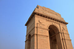 War Memorial India Gate, New Delhi, India Royalty Free Stock Photography