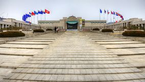 War Memorial of Korea Royalty Free Stock Photography