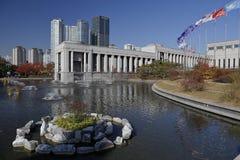 War Memorial of Korea, Jeonjaeng ginyeomgwan, Yongsan-dong, Seoul, South Korea - NOVEMBER 2013 Stock Image