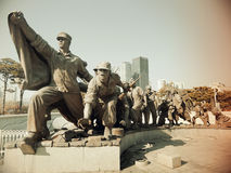 The War Memorial of Korea, Seoul, South Korea royalty free stock image