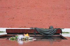 War memorial in Kremlin Royalty Free Stock Images