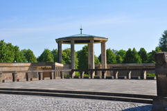 War memorial in Lidice Stock Photography