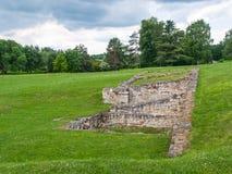 War Memorial in Lidice Stock Photo