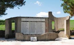 War Memorial in Lindar Stock Photos
