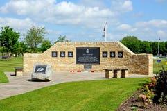 War memorial, National Memorial Arboretum. Royalty Free Stock Image