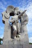 War memorial in Nha Trang Stock Image
