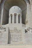 War Memorial in Nice France Stock Images