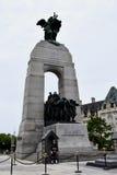 War Memorial, Ottawa, Ontario, Canada Stock Photography