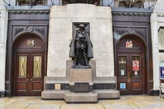 War Memorial Paddington Station Stock Photography